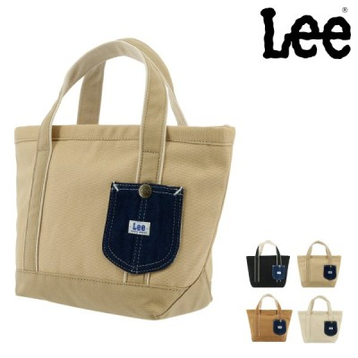 Lee トートバッグ メンズ レディース 320-730 リー | ミニ ファスナー付き コットン nifty II