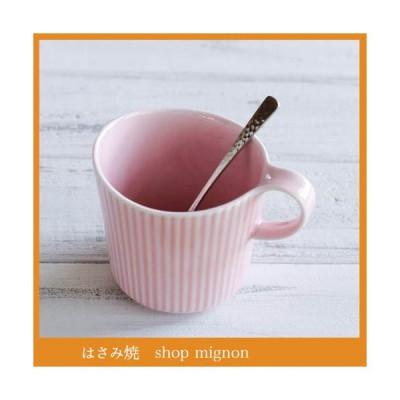OGGI マグカップ Pink【波佐見焼ミニョン】