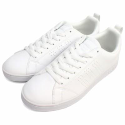 adidas(アディダス) メンズ スポーツシューズ(スニーカー) VALCLEAN2 バルクリーン2 : ホワイト (CFR78)
