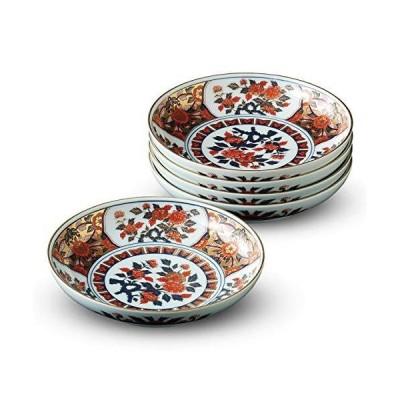 ランチャン(Ranchant) 和皿セット マルチ Φ19x4cm 極上古伊万里 有田焼 日本製