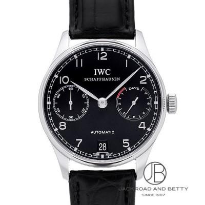 IWC IWC ポルトギーゼ 7デイズ IW500109 中古 時計 メンズ