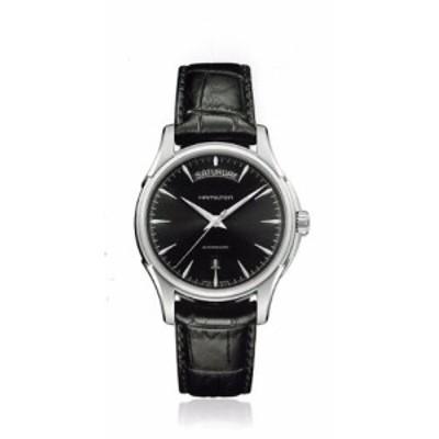ハミルトンジャズマスター日日付自動メンズ腕時計# h32505731