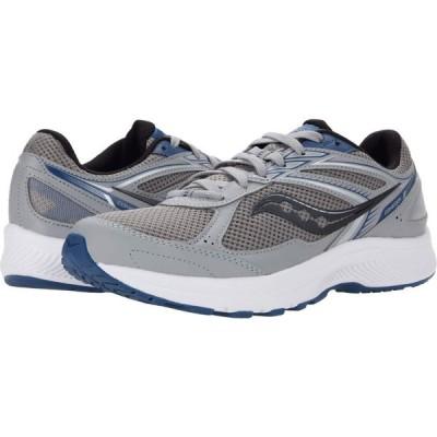 サッカニー Saucony メンズ ランニング・ウォーキング シューズ・靴 Cohesion 14 Grey/Blue