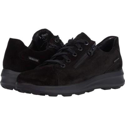 メフィスト Mephisto レディース シューズ・靴 Vally Black Velsport