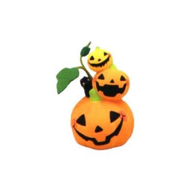 ハロウィン3連パンプキン リュウコドウ 秋の風物詩