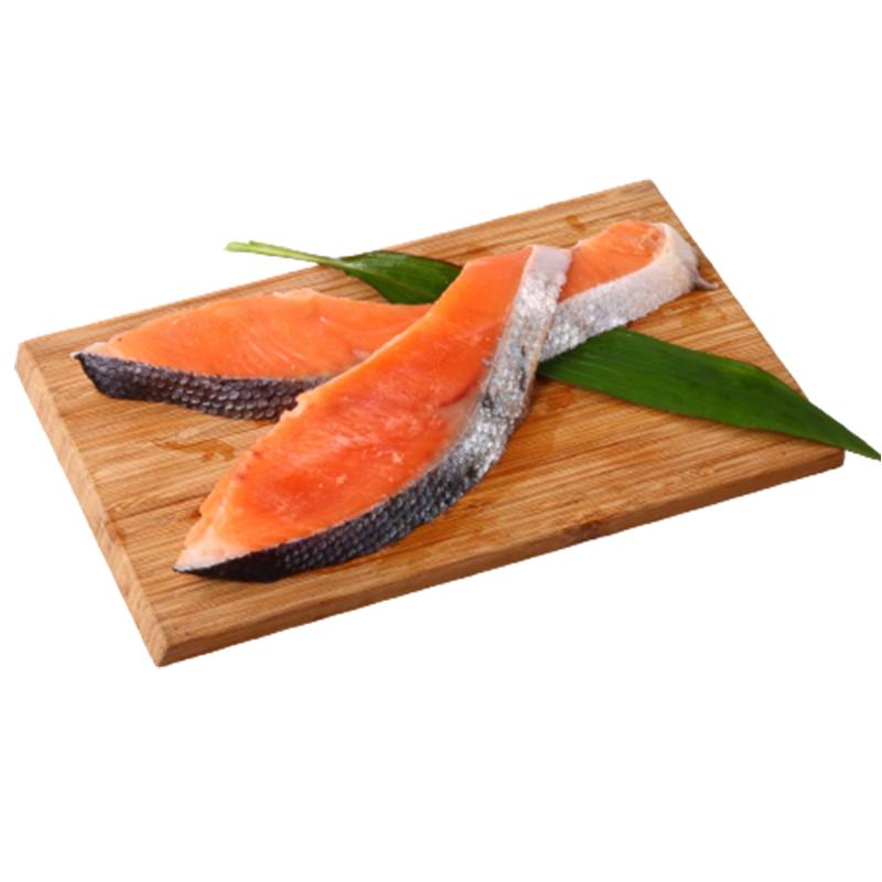 鹽漬鮭魚片 300g