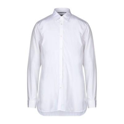BURBERRY シャツ ホワイト 36 コットン 100% シャツ