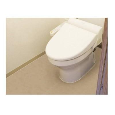 明和グラビア 防水模様替えシート トイレ床全面用 ブラウン 90cm×200cm BKTM-90200 202603