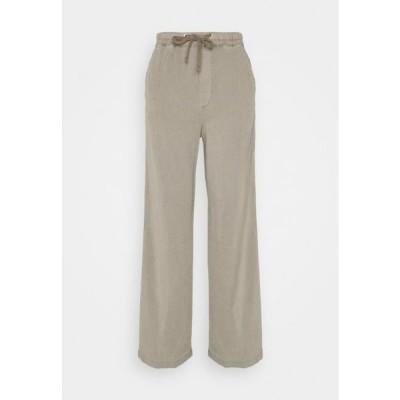 リプレイ レディース ファッション PANTS - Trousers - sand