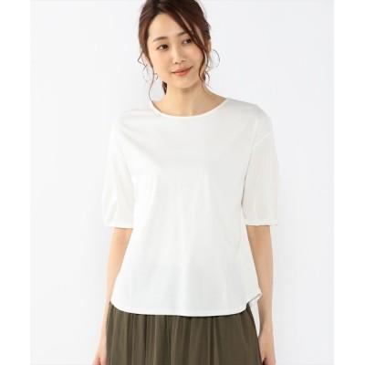 tシャツ Tシャツ ボリュームスリーブプルオーバー