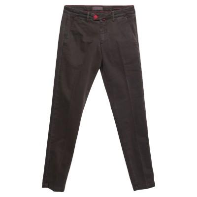 BARONIO パンツ ダークブラウン 29 コットン 98% / ポリウレタン 2% パンツ