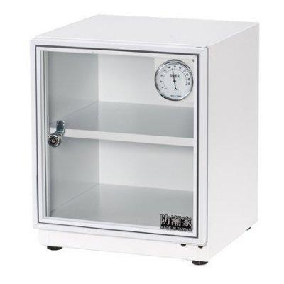 防潮家 SD-48(白) 生活指針型 34 公升 電子防潮箱