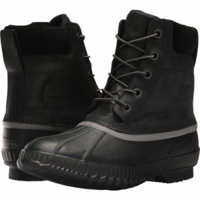 ソレル SOREL メンズ レインシューズ・長靴 シューズ・靴 Cheyanne II Black