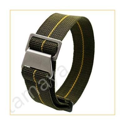 22mm ソフトカーフ 本革腕時計バンド ファッション バタフライバックル 折りたたみバックル 交換用腕時計ベルト 腕時計アクセサリー リベット付き