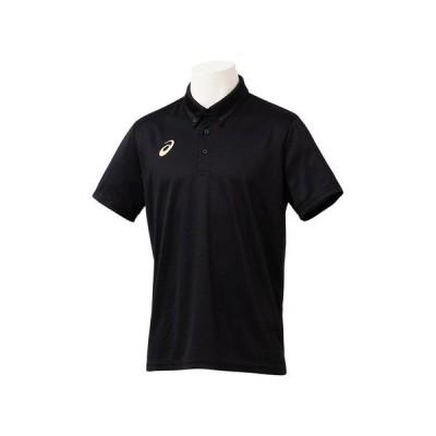 asics(アシックス)  SAボタンダウンポロシャツ 2031C229-001 メンズ