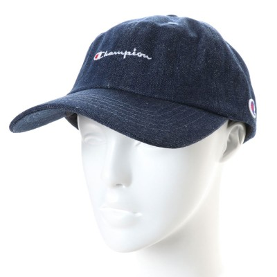 チャンピオン Champion キャップ デニムローキャップ 381-0136 帽子