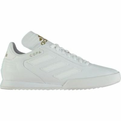 アディダス adidas メンズ スニーカー シューズ・靴 Copa Super Leather Trainers Triple White