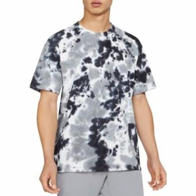 ナイキ Nike メンズ Tシャツ トップス Sportswear Max90 Wild TieDye Short Sleeve T-Shirt White/Cool Grey