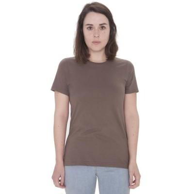 レディース 衣類 トップス Womens Organic Fine Jersey Woman's Classic T-Shirt Tシャツ