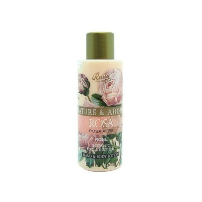 RUDY Nature&Arome SERIES ルディ ナチュール&アロマ Mini Body lotion ミニボディローション ローズ