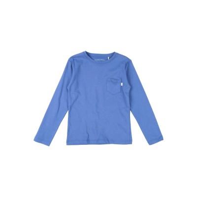 フレッド メロー FRED MELLO スウェットシャツ ブルー 8 コットン 100% スウェットシャツ
