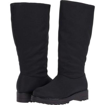 クーガー Cougar レディース ブーツ シューズ・靴 Gale Waterproof Black Nylon