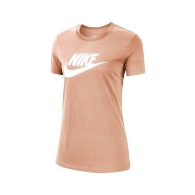 ナイキ(NIKE) スポーツウェア エッセンシャル 半袖Tシャツ BV6170-666 オンライン価格 (レディース)