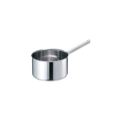 EBM モリブデンジII 深型片手鍋 蓋無 15cm 8690800