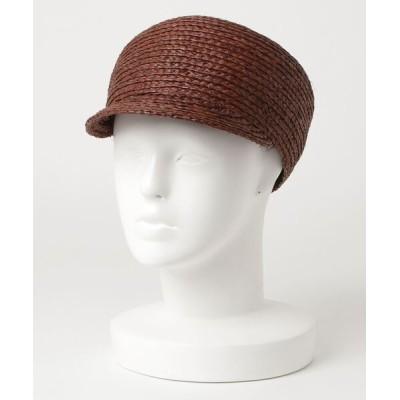 yield / 【Lovable】Raffa Marine Cas LCA-K17511 WOMEN 帽子 > キャップ