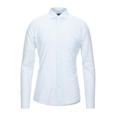 ALEA シャツ ホワイト 38 コットン 100% シャツ