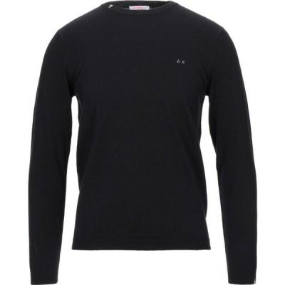 サン シックスティーエイト SUN 68 メンズ ニット・セーター トップス sweater Black