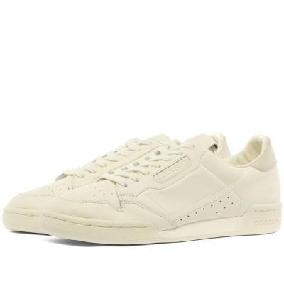 アディダス Adidas メンズ スニーカー シューズ・靴 Continental 80 Off White