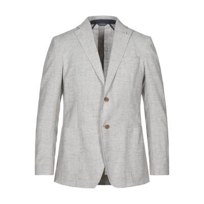 UNGARO テーラードジャケット ベージュ 48 バージンウール 65% / コットン 27% / リネン 8% テーラードジャケット