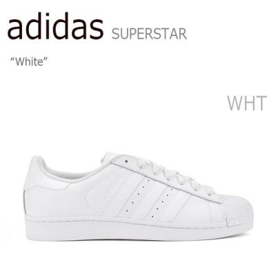 アディダス adidas Unisex SUPERSTAR White シューズ B27136 スニーカー シューズ