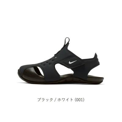 (NIKE/ナイキ)ナイキ ベビー サンダル NIKE サンレイ プロテクト 2 TD NI-943827/ ブラック
