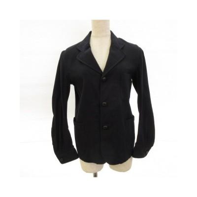 【中古】エンジニアードガーメンツ Engineered Garments テーラードジャケット 長袖 紺 P *E357 レディース 【ベクトル 古着】