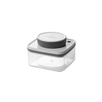 ANKOMN ダイアル式真空保存容器ターンシール 1.2L (0.3L)