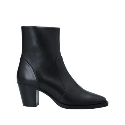 ROYAL REPUBLIQ ショートブーツ ブラック 38 柔らかめの牛革 100% ショートブーツ