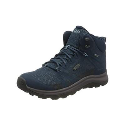 KEEN womens Terradora 2 Waterproof Mid Height Hiking Boot, Majolica/Tapestr