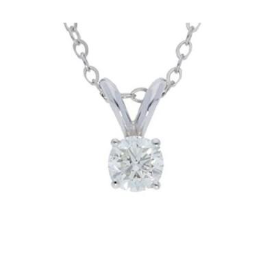 レディース アクセサリー  Nephora 14K 0.33 ct. tw. Diamond Necklace