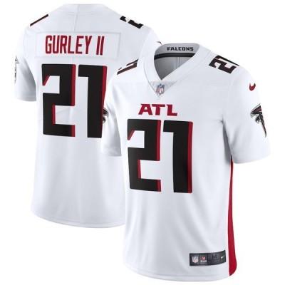 ナイキ メンズ Tシャツ トップス Todd Gurley II Atlanta Falcons Nike Vapor Limited Jersey