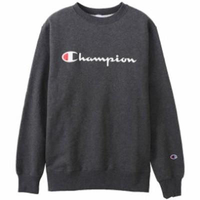 CREW NECK SWEATSHIRT Champion チャンピオン カジュアルスウェットトレーナー (c3q007-089)