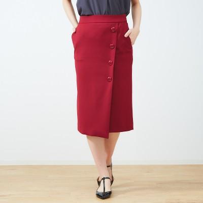 Rouge vif(ルージュ・ヴィフ)/ラップタイスカート