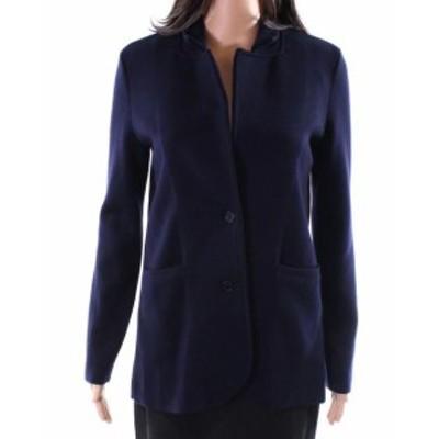 max マックス ファッション トップス Weekend Max Mara NEW Blue Womens Small S Cardigan Wool Knit Sweater
