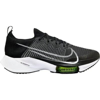 ナイキ Nike メンズ ランニング・ウォーキング エアズーム シューズ・靴 Air Zoom Tempo Next Percent Flyknit Running Shoe Black/White Volt