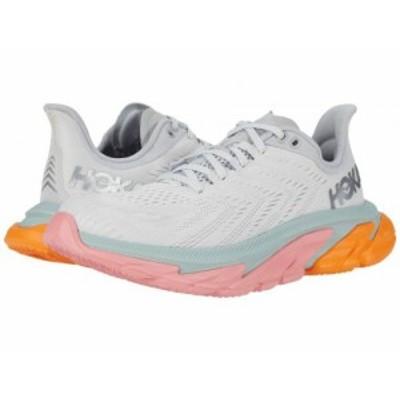Hoka One One ホカオネオネ レディース 女性用 シューズ 靴 スニーカー 運動靴 Clifton Edge Nimbus Cloud/Lunar Rock【送料無料】