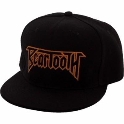 ベアートゥース Beartooth ユニセックス キャップ 帽子 - Disease Logo - Cap black