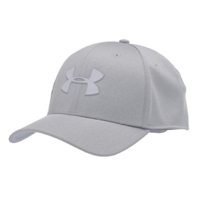 アンダーアーマー Under Armour メンズ 帽子 Armour Twist Stretch Cap Mod Gray Light Heather/Mod Gray/Halo Gray