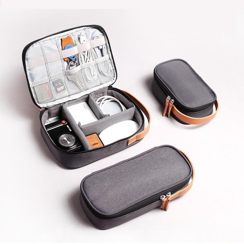 RAYMII P1 多功能電源收納包 行動電源收納整理包 旅行收納包 旅行化妝收納袋
