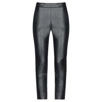 キルティ KILTIE パンツ ブラック 40 レーヨン 55% / ポリウレタン 45% パンツ